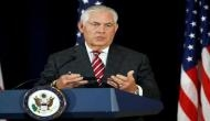 U.S. Secretary of State says Islamabad can be partner in 'shared goals of peace', talks to Sushma Swaraj, Pak PM