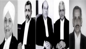 Triple Talaq: Know about the 5 Judges of 5 faiths behind the historical verdict
