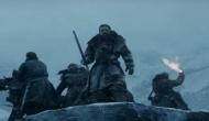 How 'GOT' makers made the frozen lake in 'Beyond the Wall'