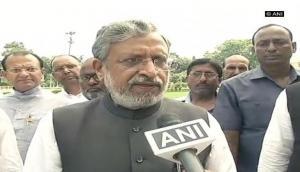 Refrain from crime during 'Pitru Paksha': Bihar Deputy CM Sushil Modi to criminals