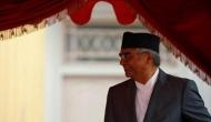 Nepal PM Deuba to begin his four-day visit to India today