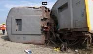 यूपी: चार दिन में दूसरा ट्रेन हादसा, डंपर से टकराई कैफ़ियत एक्सप्रेस, 74 ज़ख़्मी