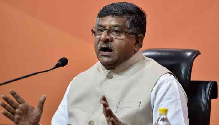 Right to Privacy: why RS Prasad's presser is the funniest thing in a long time