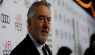 Trump fan disrupts Robert De Niro's play