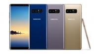 2.50 लाख से ज्यादा यूजर्स ने कराई Samsung Galaxy Note 8 की प्री-बुकिंग