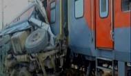 Kafiyat Express derailment: Case registered against dumper's driver, contractor