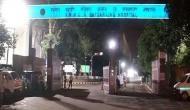 Safdarjung Hospital doctors go on indefinite strike