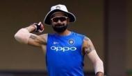 Dale Steyn takes dig at Virat Kohli's 'one hand push ups' video