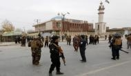 Suicide bomber blows self up outside Shia mosque in Kabul, casualties reported