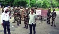 Police carry out Flag March in Sirsa ahead of Ram Rahim verdict