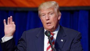 Trump blames Democrats for possible government shutdown