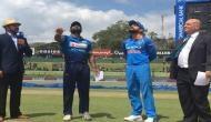 India vs Sri Lanka: Virat Kohli-lead team India opt to field in lone T20I