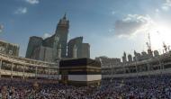 Saudi Arabia expecting two million pilgrims for Hajj