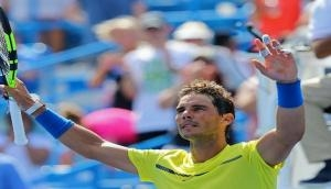 Rafael Nadal to head into US Open as World No.1