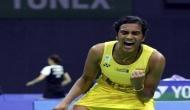 World Badminton C'ships: PM Narendra Modi, President Ram Nath Kovind laud P.V. Sindhu