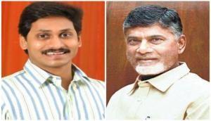 Jagan Reddy's policies causing 'all-round destruction' in Andhra: Chandrababu Naidu