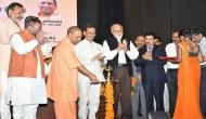 UP CM presiding over first employment summit in Lucknow