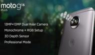ड्युअल कैमरा और फ्रंट फ्लैश के साथ Moto G5S Plus भारत में लॉन्च