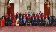 देवेंद्र-सरदार सिंह को राजीव गांधी खेल रत्न और हरमनप्रीत-पुजारा समेत 17 को अर्जुन अवॉर्ड से सम्मानित किया गया