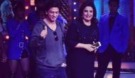 SRK's visit is the 'best surprise' for Farah Khan