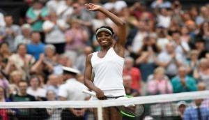 Venus Williams kicks off US Open with thrilling win