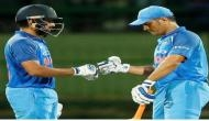 Ind vs SL: Rohit Sharma gifts MS Dhoni a new nickname after their unbeaten partnership in 3rd ODI