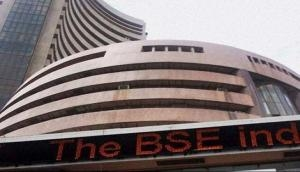 Sensex hit fresh record high of 35,614, Nifty holds 10,900