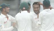 बांग्लादेश ने ऑस्ट्रेलिया को टेस्ट मैच में धूल चटाकर रचा इतिहास