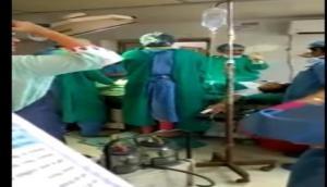 Video: Newborn dies, doctors busy in fight at Umaid hospital in Jodhpur