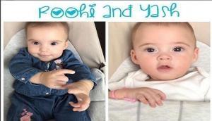 Karan Johar's twins look adorable in latest still