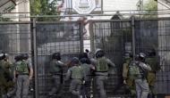 इजराइल ने वेस्ट बैंक में बंद किया फिलिस्तीनी रेडियो स्टेशन