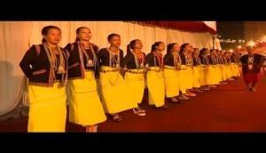 Arunachali Student celebrates Solung fest with grandeur in Delhi