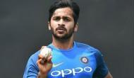 IND vs SL Live: शारदुल ठाकुर के ओवर में कुसल परेरा ने ठोके 27 रन, स्कोर 100 के पार