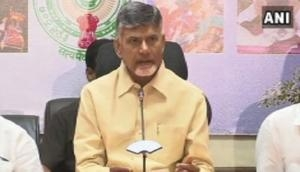Many conspired against us but people believed in me, today's result is the proof: AP CM Naidu