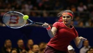 Sania Mirza-Shuai Peng crashes out in US Open semi-finals