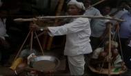 Real life Shravan Kumar: Tribal man carries parents on shoulders for justice