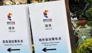 Security tightened in China's Xiamen ahead of BRICS Summit