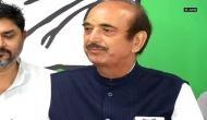 Karnataka crisis: Ghulam Nabi Azad questions conduct of BJP govt, Governors
