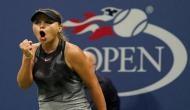 Sharapova rolls into US Open pre-quarters