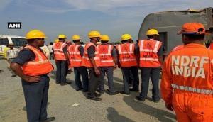 NDRF team reaches Palghar's Dahanu area after tremors jolt the region