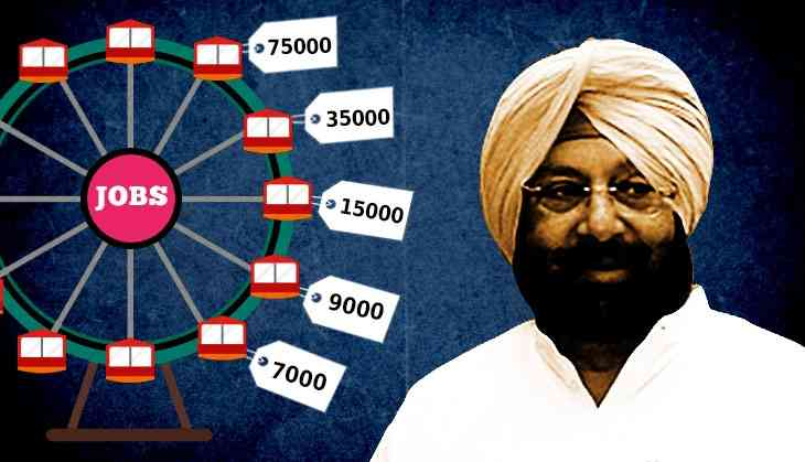 Getting the 'job' done? Clearly not: Punjab's political parties fight it out over Rozgar Melas