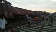 UP: Four wagons of goods train derail near Hardattpur railway station