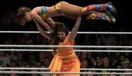 VIDEO- सलवार-सूट पहनकर रिंग में उतरी कविता देवी ने WWE में मचाया धमाल