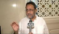 NCP Nawab Malik targets BJP, Cong attacks Union Minister Nitin Gadkari over minister's remarks