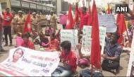 तमिलनाडु: NEET परीक्षा के खिलाफ छात्रा की खुदकुशी के बाद विरोध प्रदर्शन