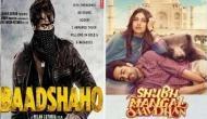 'Baadshaho', 'Shubh Mangal Saavdhan' bring respite to Bollywood box office