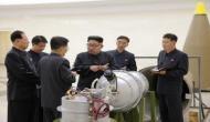 North Korea confirms successful hydrogen bomb test