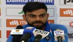 Will take 'hell of an effort' to match 'great' Tendulkar's record:  Virat Kohli
