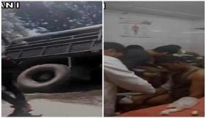 J-K: Three jawans injured after terrorists lobbed grenade at CRPF party