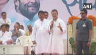 गुजरात: राहुल का चुनावी अभियान शुरू, पीएम मोदी पर लगाया कॉरपोरेट के लिए काम करने का आरोप